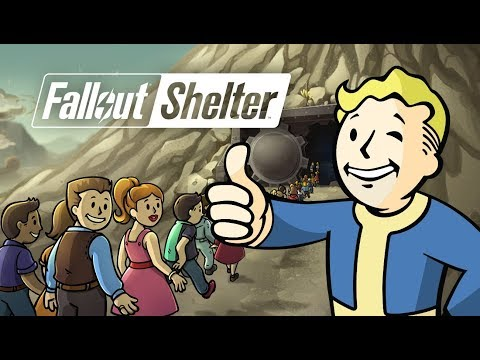 Fallout Shelter On Nintendo Switch Gameplay Video