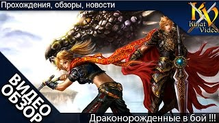 Dragon knight - видеообзор by Kinat