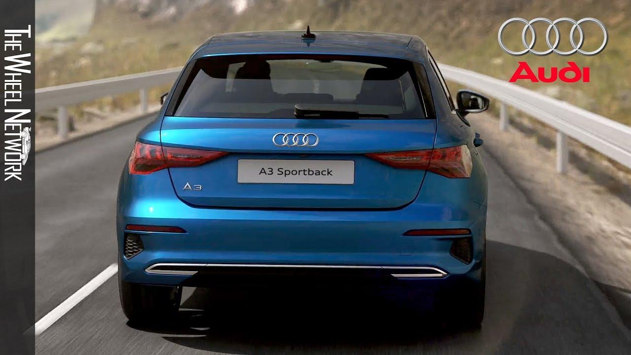2021 Audi A3 Sportback - Twin Dosing (TDI) - YouTube