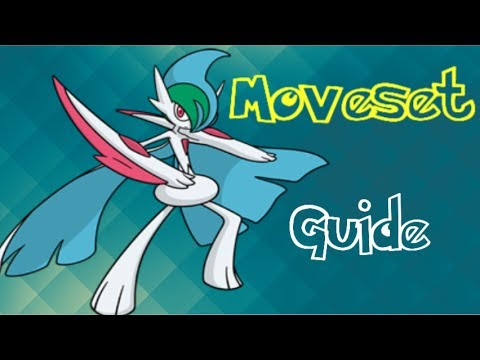 Mega Gallade Moveset Guide Pokemon Sun & Moon