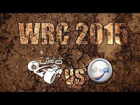 [WRC'15] Team UFO vs. Team AraQ