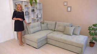 Обзор дивана Соната, производства Савлуков-Мебель (г. Витебск, Беларусь)