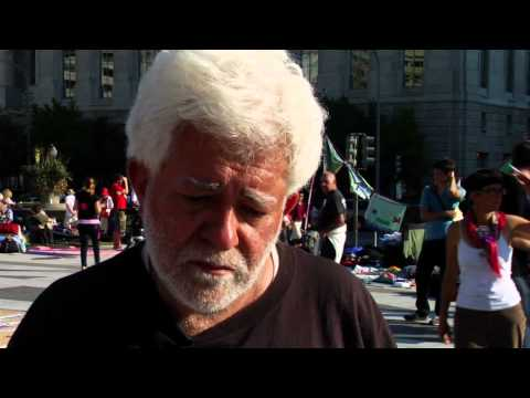 Occupy DC - Revolutionary Communist Party (RCP) and Bob Avaikian supporter
