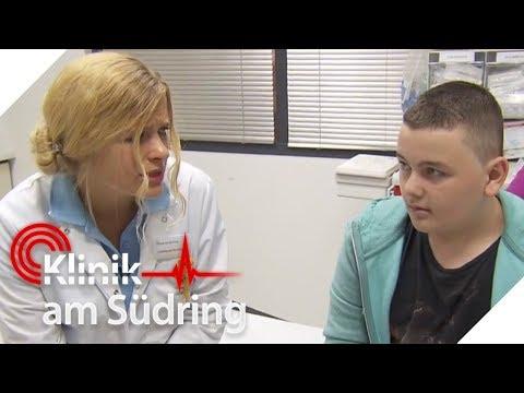 Dick wegen zu viel Obst und Gemüse? Wieso wird Sven (10) immer dicker | Klinik am Südring | SAT.1 TV