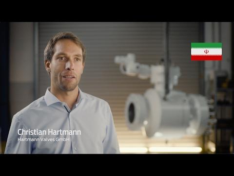 Hartmann Valves & Wellheads – فیلم تبلیغاتی