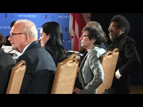 Clinton Forces Dominate DNC Platform, Demolishing Key Sanders' Issues