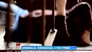 Poliţiştii l-au prins pe criminalul bărbatului infectat cu HIV de la Constanţa