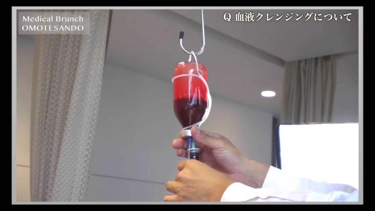 血液 クレンジング 血糖 値
