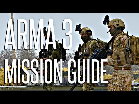 HOW TO MAKE AWESOME ARMA 3 MISSIONS! - Editor/Zeus Tutorial