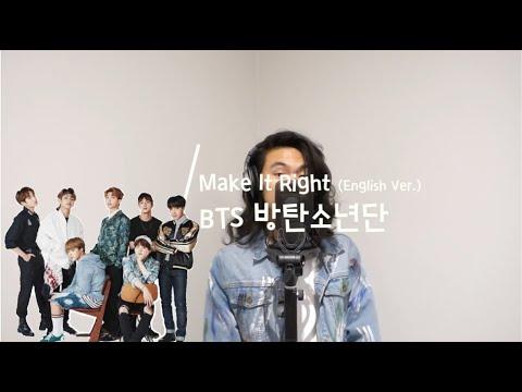 Make It Right (English Cover) - BTS (방탄소년단)