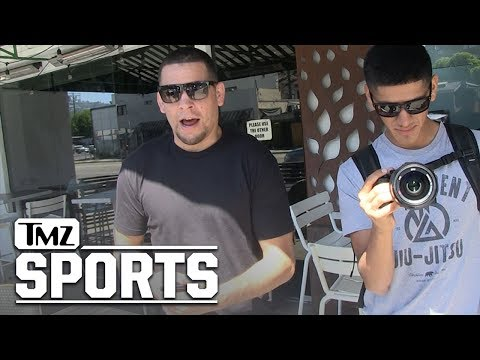 Nate Diaz Undecided On UFC 230, 'I Don't Want to Fight Anyone' | TMZ Sports
