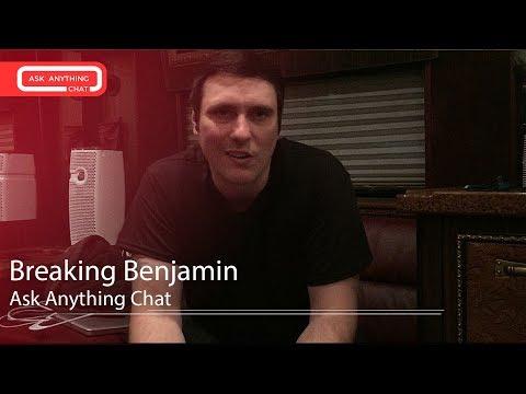 "Breaking Benjamin Talk About 2015's ""Dark Before Dawn"""