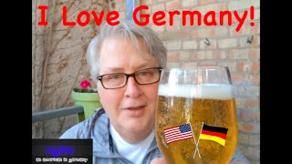 What I love about my life in Germany!