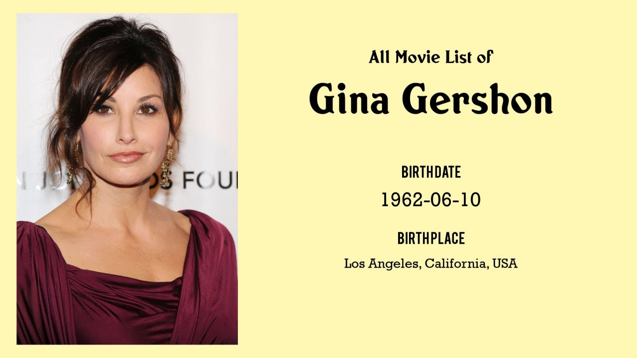 Gina gerson wikipedia