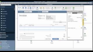 Quickbooks - Rechnungen Erstellen - Entwickeln Sie Ihre Fähigkeiten 3-3, p. 92