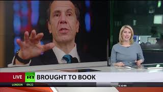 'American Crisis' | NY Gov. Cuomo probed over using state funds for book