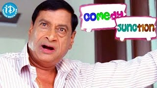 Comedy Junction Episode 6 - Telugu Best Comedy Scenes - Monday Special