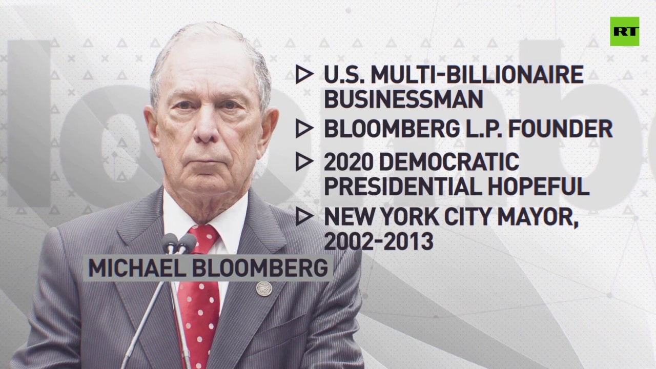 Trump blacklists Bloomberg over bias for billionaire boss & other Dems