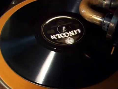 Mean Old Bed Bug Blues 1927  - Betty Gray - Lincoln 78RPM  Victor 1-90