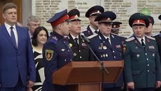 Более 500 студентов-казаков окончили обучение и стали дипломированными специалистами.