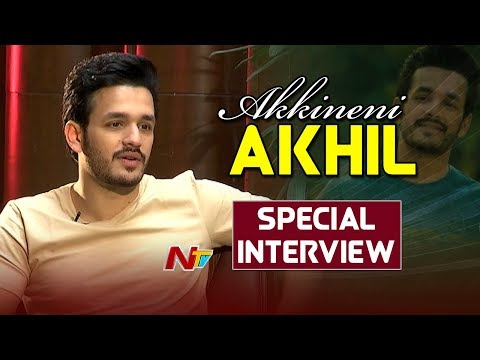 Akhil Akkineni New Year Special Interview About Hello Movie - Kalyani Priyadarshan || NTV
