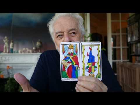 Am I on the right way? Tarot Reading by Alejandro Jodorowsky for Fernando
