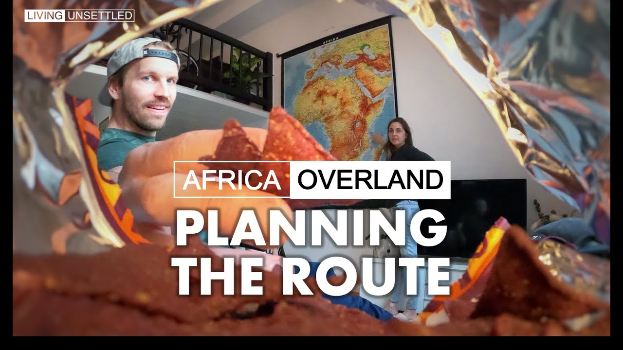 Vlog 02 / Planning The Route