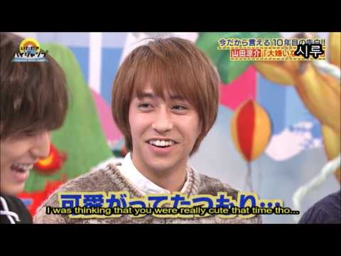 [ENG SUB] Hey! Say JUMP's 10th Year Confessions