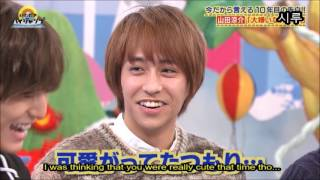 Subbed this clip from Itadaki High Jump ^^ Raw Vid from: punyukichi...