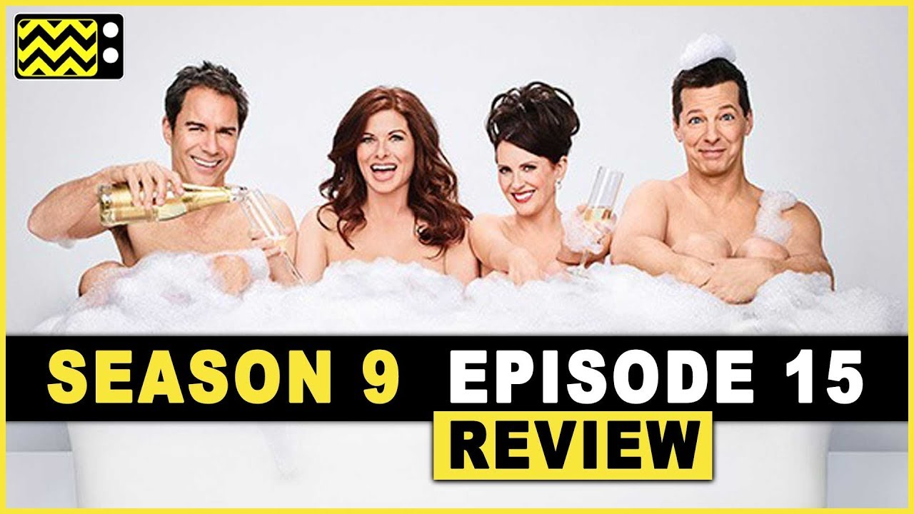 How many episodes does will and grace season 9 have