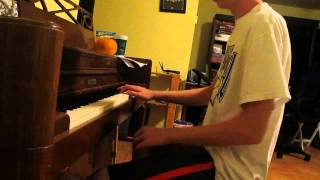 Don't You Worry Child Piano Cover - Swedish House Mafia
