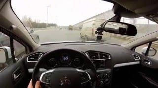 видео Ситроен ДС4 расход топлива