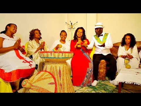Zinabu Gebresilassie - Awdamet | አውዳመት - New Ethiopian Music 2017 (Official Video)