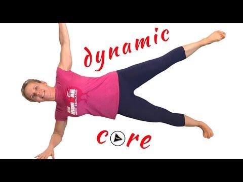 Dynamic CORE HIIT Workout | CORE 300 REPS SERIES