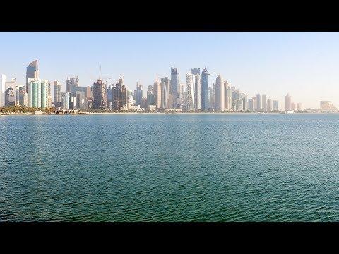 Doha Corniche, Qatar
