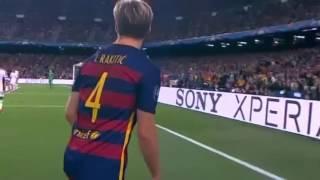 Barcelona 2 x 1 Bayer Leverkusen   melhores momentos   Liga dos Campeões 20151