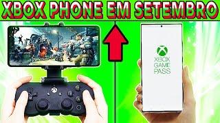 XBOX PHONE já EM SETEMBRO! XONE ANDROID ('FIM' DA XBOX LIVE?)