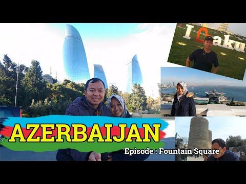 Fountain Square Baku