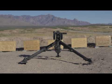 米陸軍 重機関銃用「M205」新型...