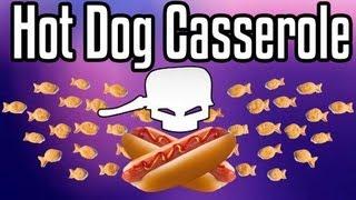 Hotdog Casserole - Epic Meal Time
