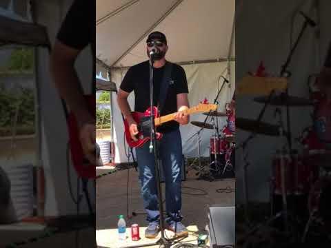 Pryor baird Playing at the Santa Barbara Buddy Walk