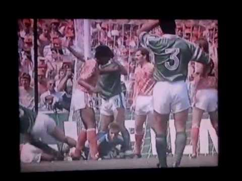 Euro 88 Total Football Highlights