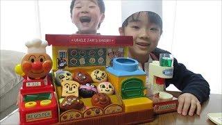 ジャムおじさんのパン工場【後編,音声確認】アンパンマンおもちゃ、UKncle Jam's bakery,Sequel thumbnail