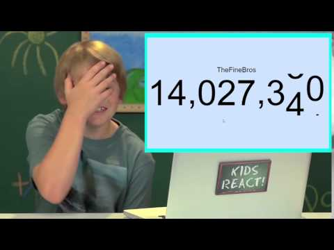 Kids React to Fine Bros Losing Subscribers