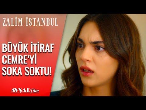 Cenk İtiraf Etti Cemre Çıldırdı!💥💥 Bebeğin Babası Benim!🔥🔥 - Zalim İstanbul 34. Bölüm
