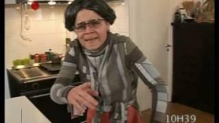 Ligne Blanche - Truc et astuces de Grand-Mère, Alzheimer
