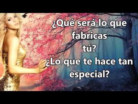 Shakira: Amarillo (letra)