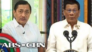 Hell Devil Are Real House Leader Opposes Duterte Views On Religion  ANC