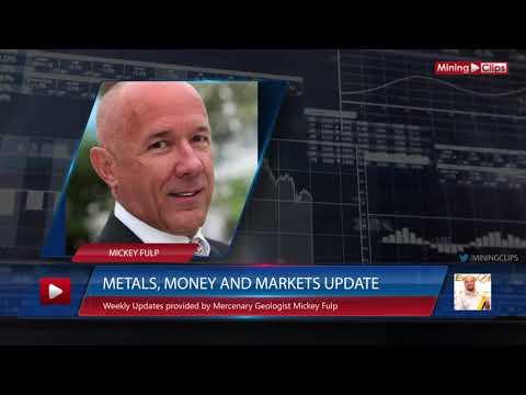 Metals, Mining & Markets Update for October 26, 2018