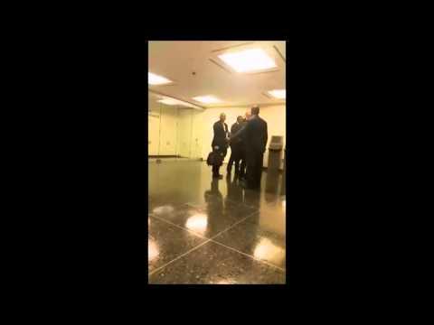 Burundi FM Nyamitwe, PR Shingiro & UN Benomar After Met Ban Ki-moon, ICP Restricted, So No Sound